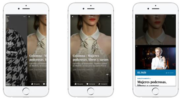"Facebook lance ""Editions"" pour concurrencer Snapchat"