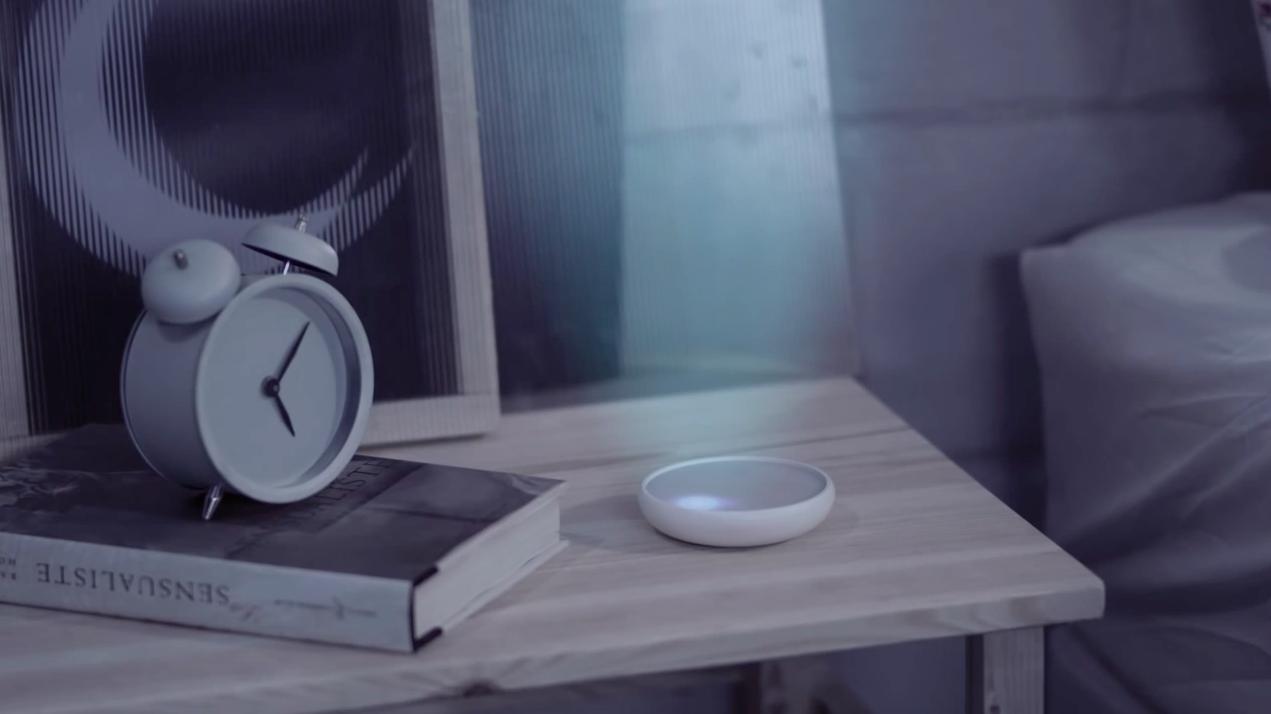 Dodow, le petit appareil qui vous aide à trouver le sommeil