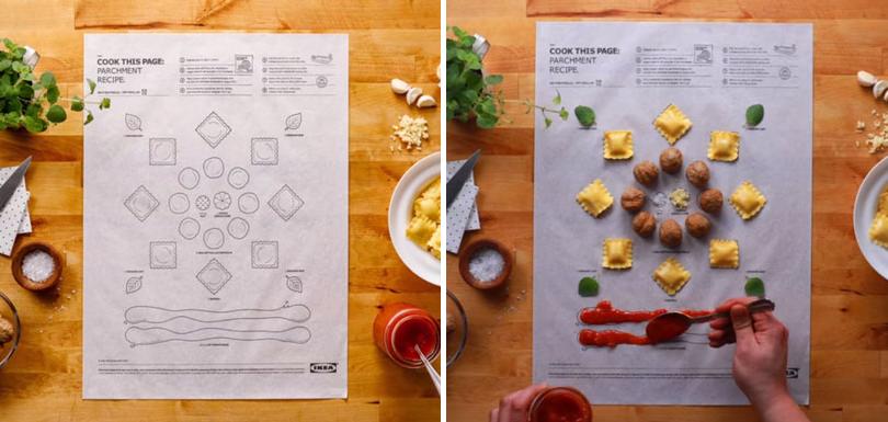 Best ikea dtourne ses notices de montage pour crer des for Creer sa cuisine