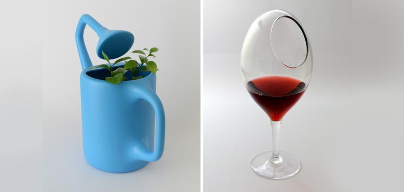 cette designeuse transforme les objets du quotidien pour les rendre inutilisables. Black Bedroom Furniture Sets. Home Design Ideas