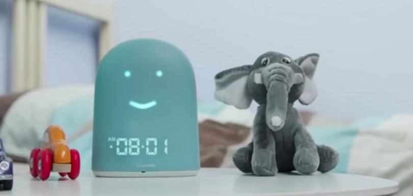 REMI : le premier babyphone qui aide les enfants à mieux dormir