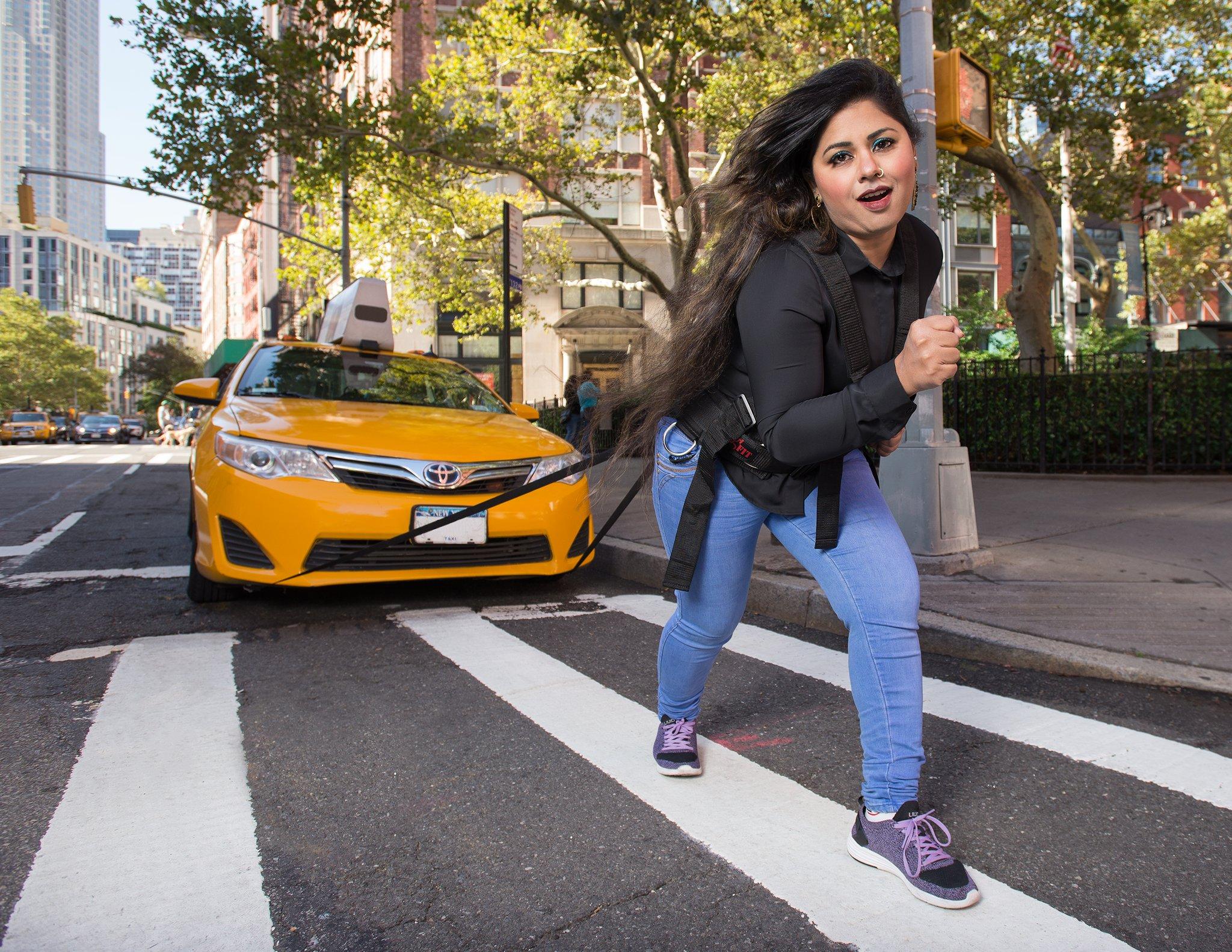 À New York, les chauffeurs de taxi ont créé leur propre calendrier déjanté