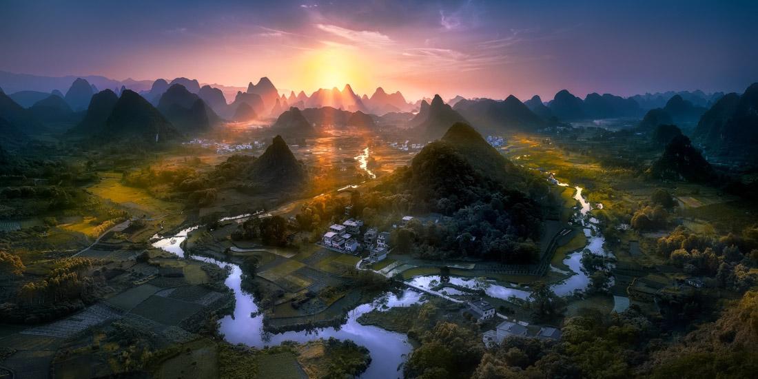 Les plus belles photos panoramiques de 2017 selon les Epson Pano Awards