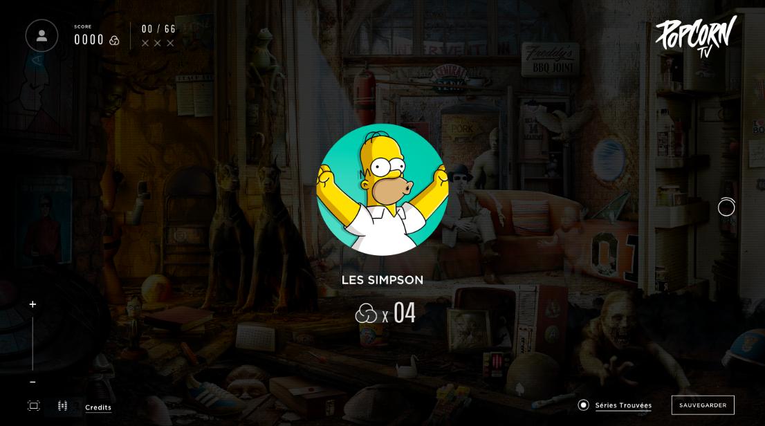 PopCorn TV : le jeu où il faut deviner les 66 références de séries