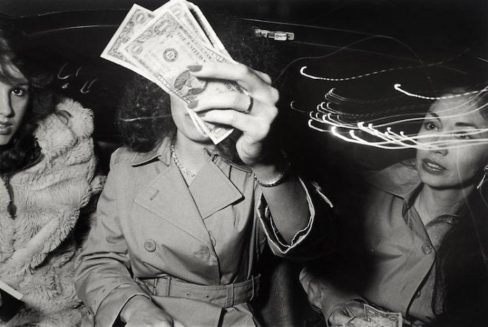 Ryan Weideman est un chauffeur de taxi qui a pris en photo ses clients pendant 20 ans