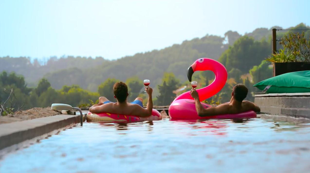 Villa on the Rocks : voici l'airbnb le plus cool de France