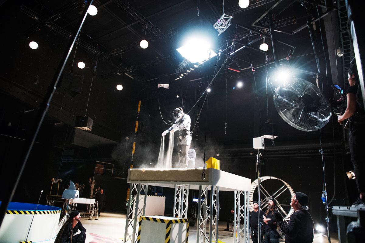 Oubliez le cinéma traditionnel : le futur se vivra en 5 dimensions