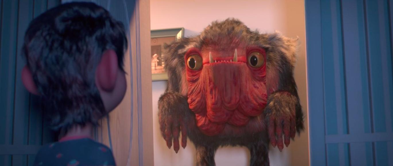 Ce court-métrage délirant dévoile sûrement le pire des cauchemars