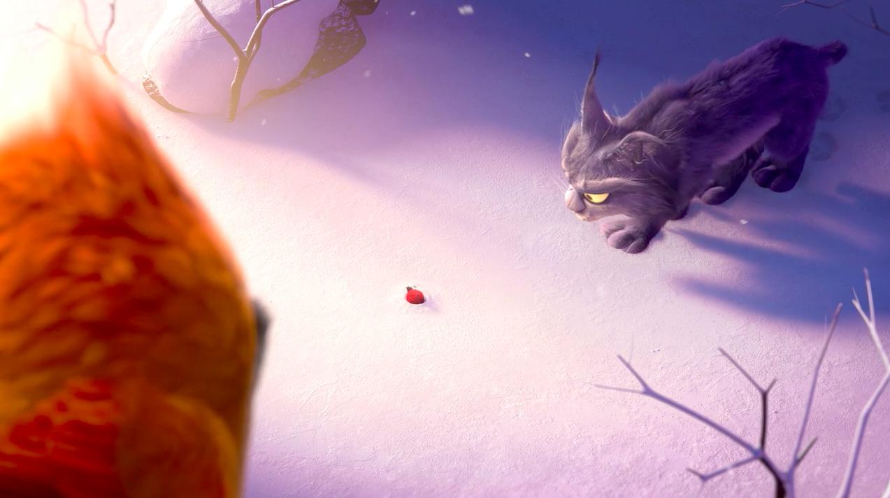 Ce court-métrage d'animation va vous faire fondre pas sa cruauté