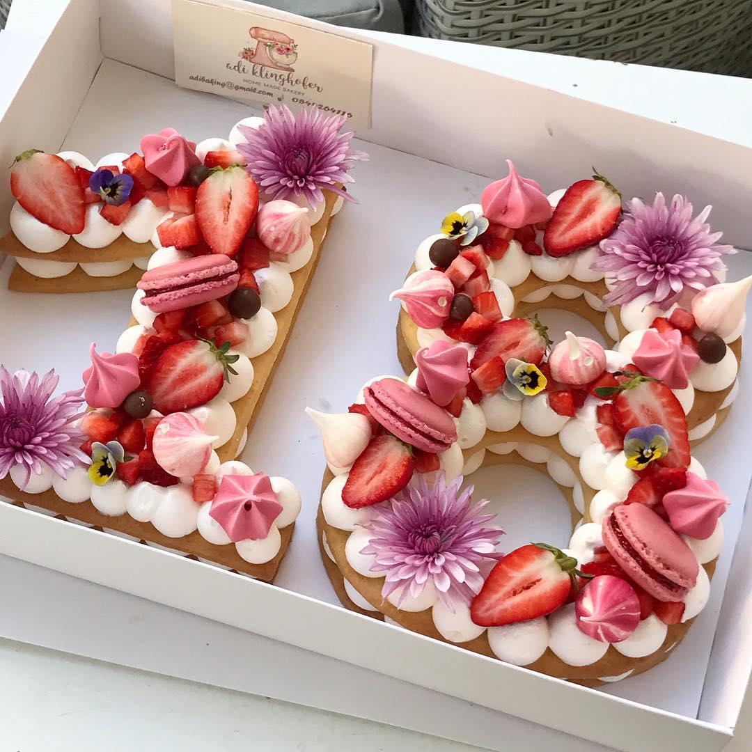 Adi Klinghofer est la reine des gâteaux d\u0027anniversaire sur Instagram