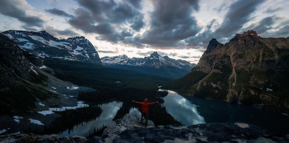 Florian Nick rend hommage à la beauté du Canada avec un timelapse à couper le souffle