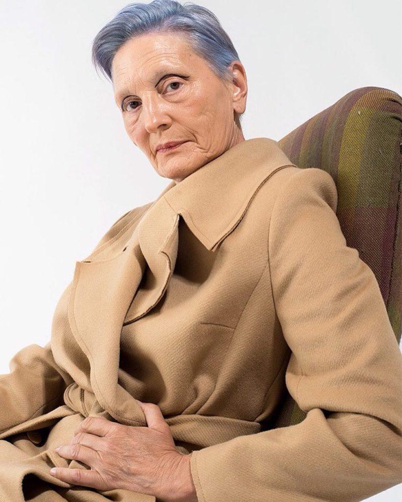 L'agence Oldushka ne travaille qu'avec des mannequins âgés entre 45 et 85 ans