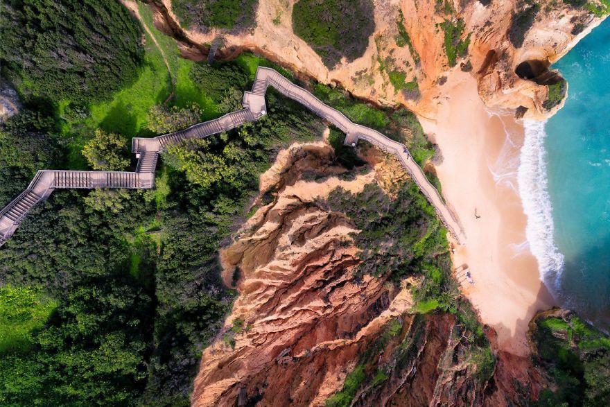 Les 20 plus belles photos prises avec un drone en 2017 selon Dronestagram