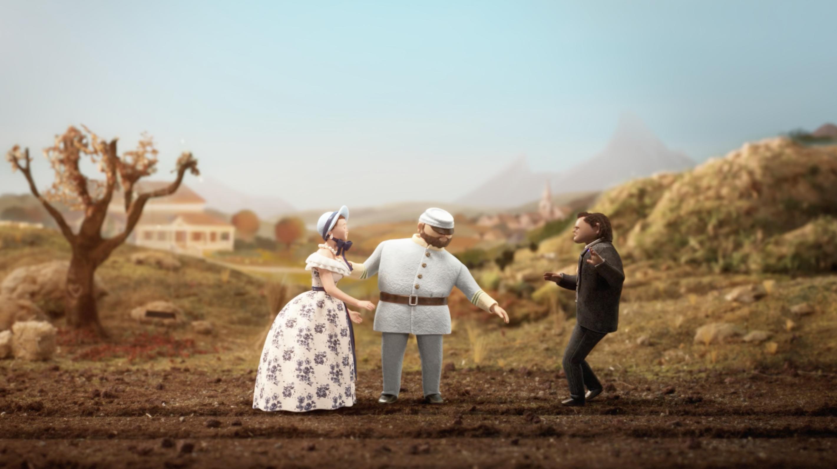 Tinder retrace l'histoire des rencontres amoureuses de la préhistoire à nos jours