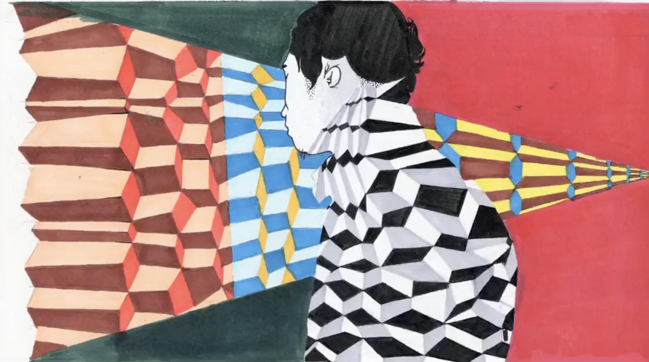 Il retrace l'histoire de l'art en une minute avec un impressionnant stop-motion