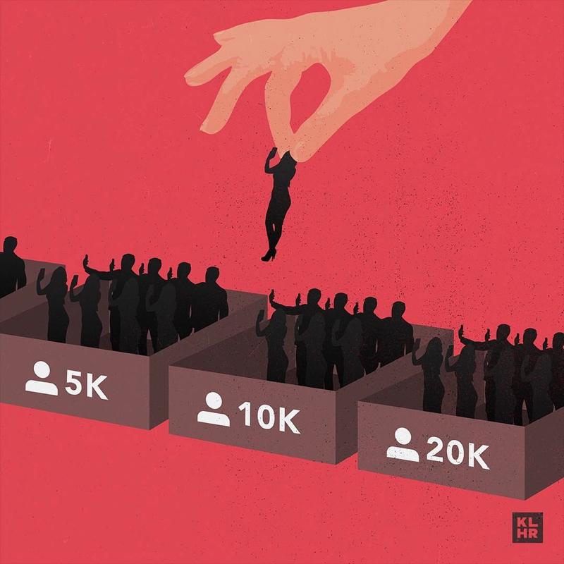 22 Illustrations Cratives Qui Dnoncent Laddiction Aux Rseaux Sociaux