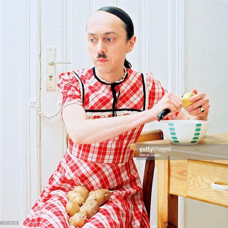 Les 30 photos les plus absurdes présentes sur les banques d'images
