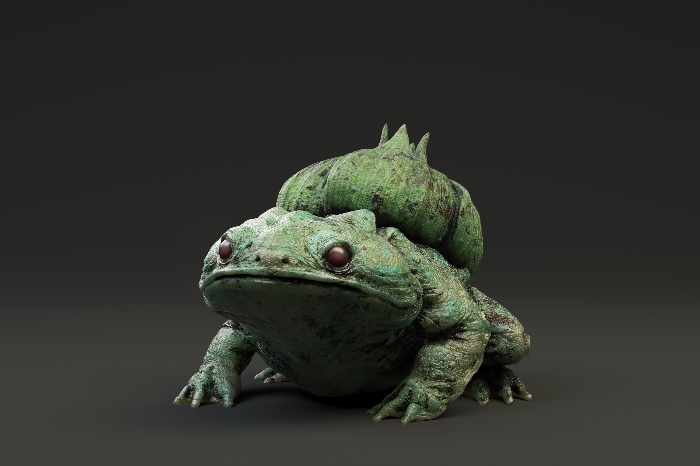 Le professionnel de la 3D Mickael Lelièvre imagine sa version réaliste des Pokémon
