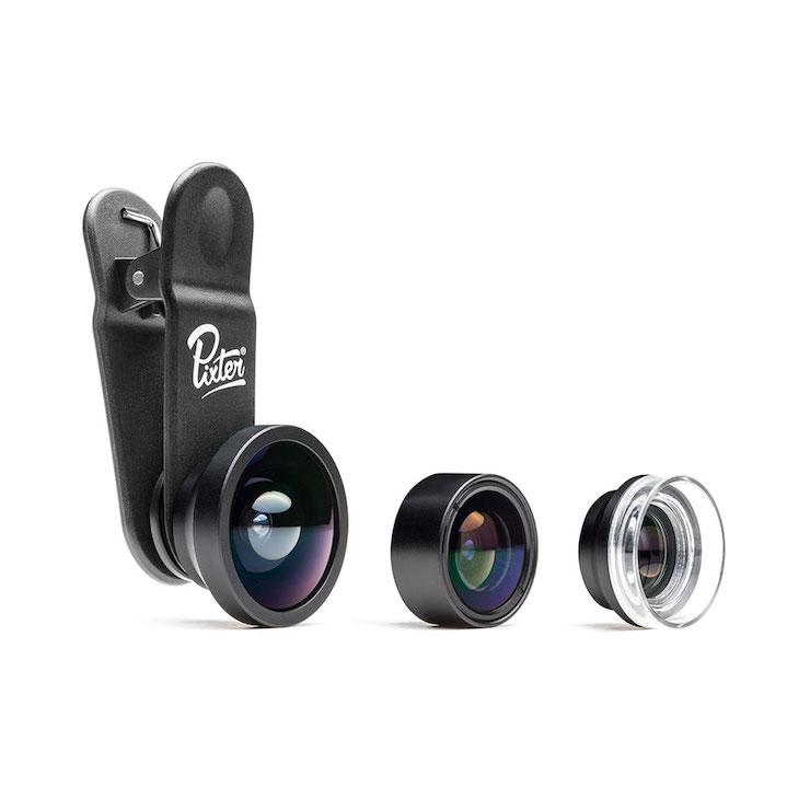 Pixter les objectifs pour smartphone qui vont for Objectif a miroir pour nikon