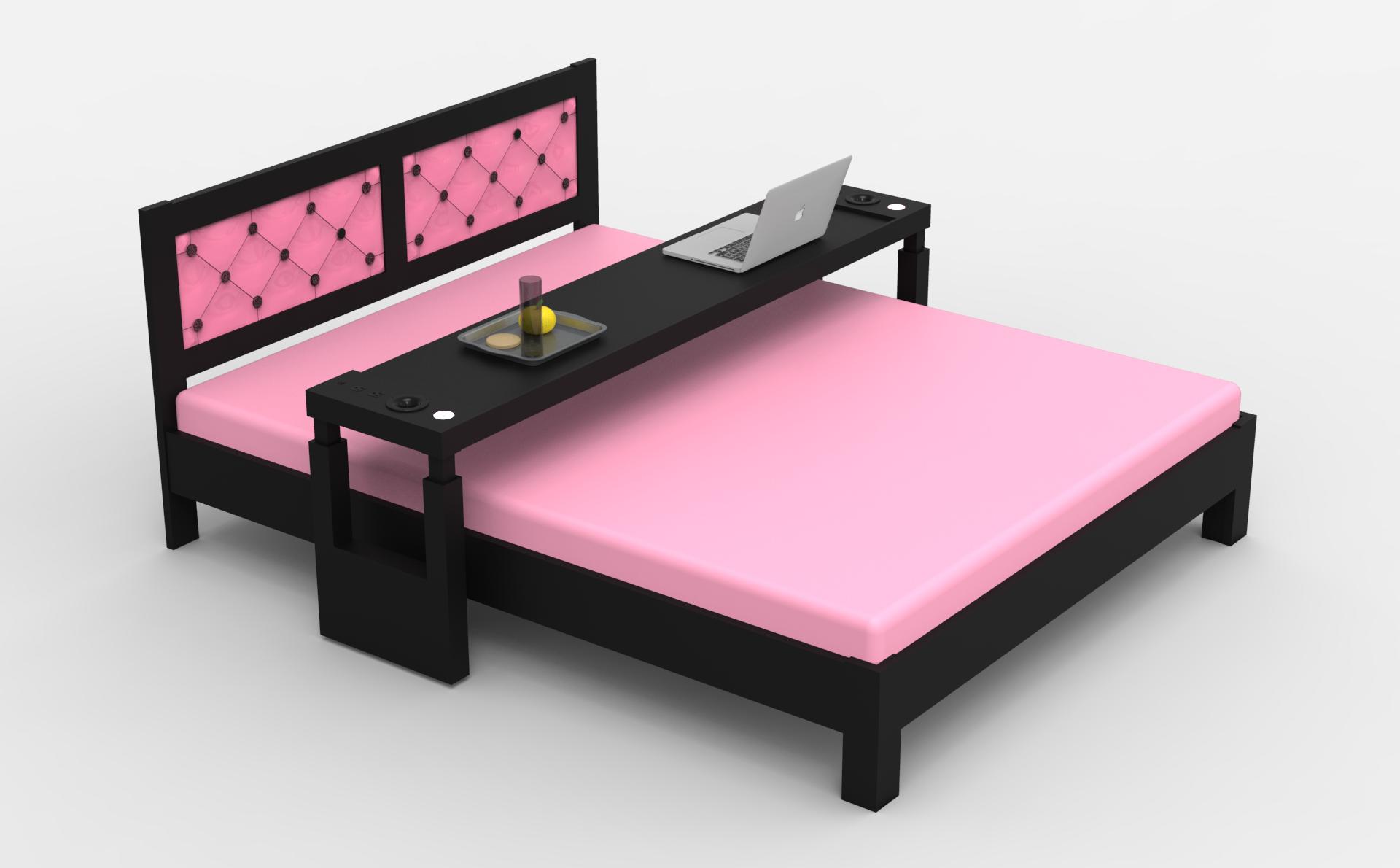 Bedchill La Table Multifonctions Révolutionnaire Pour Ne Plus