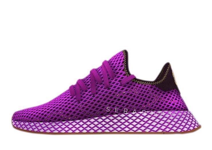 Couleurs Personnages S'apprête Adidas Aux Sortir Ses Sneakers À Des dhCQrtsx