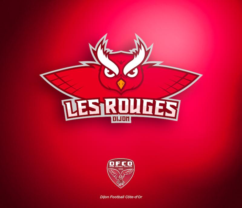 Il revisite les logos et les maillots des clubs de ligue 1 en s 39 inspirant de la nba - Logo montpellier foot ...