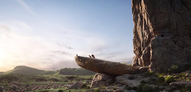 """Disney dévoile la bande d'annonce du film live """"Le Roi Lion"""" ! By  Thomas R.  Disney-film-roi-lion-7"""