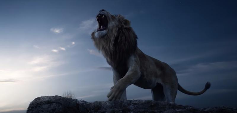 """Disney dévoile la bande d'annonce du film live """"Le Roi Lion"""" ! By  Thomas R.  Disney-film-roi-lion-8"""