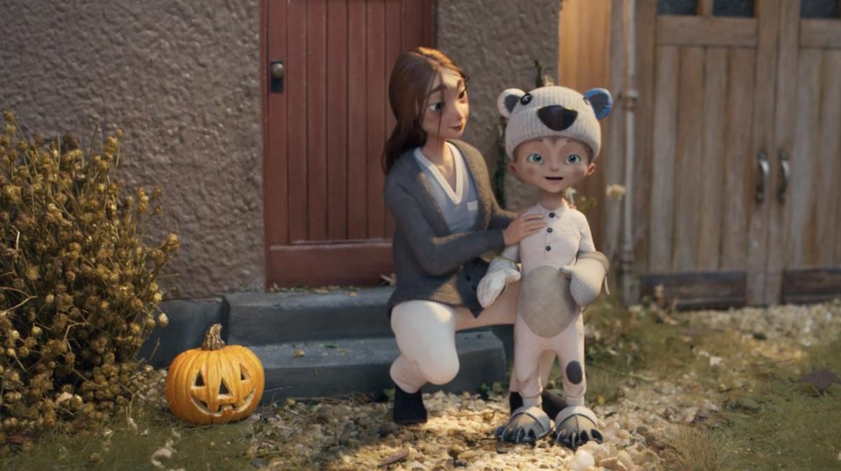 Ce petit film touchant nous prouve que Noël n'a besoin de rien, si ce n'est que d'amour ! By Thomas R. Penny-film-noel-amour-1