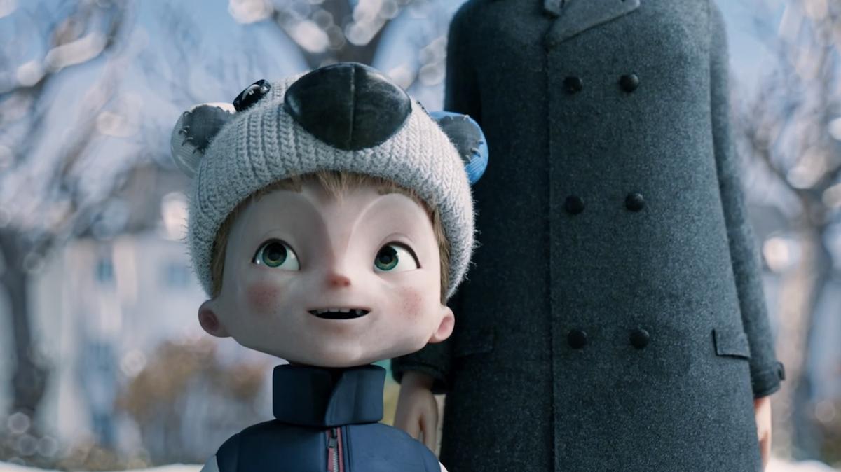 Ce petit film touchant nous prouve que Noël n'a besoin de rien, si ce n'est que d'amour ! By Thomas R. Penny-film-noel-amour-3
