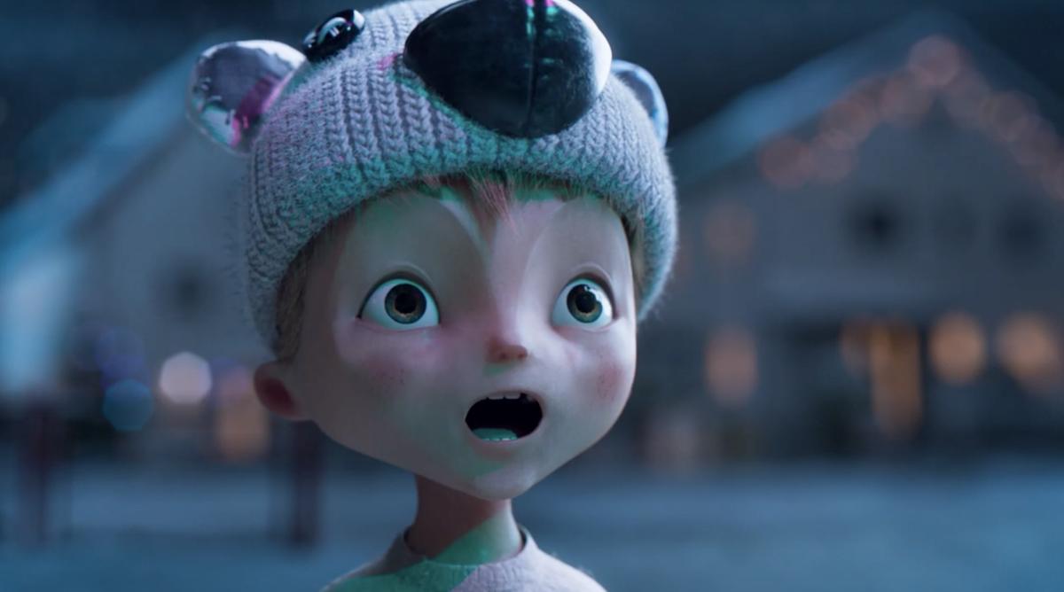 Ce petit film touchant nous prouve que Noël n'a besoin de rien, si ce n'est que d'amour ! By Thomas R. Penny-film-noel-amour-6