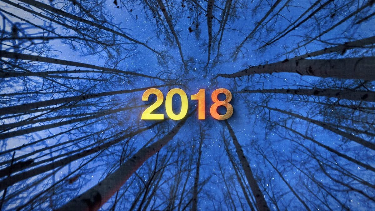 Cette puissante vidéo de 2 minutes résume les moments forts de l'année 2018 ! By Mélissa N.  Retrospective-2018-moments-forts-10