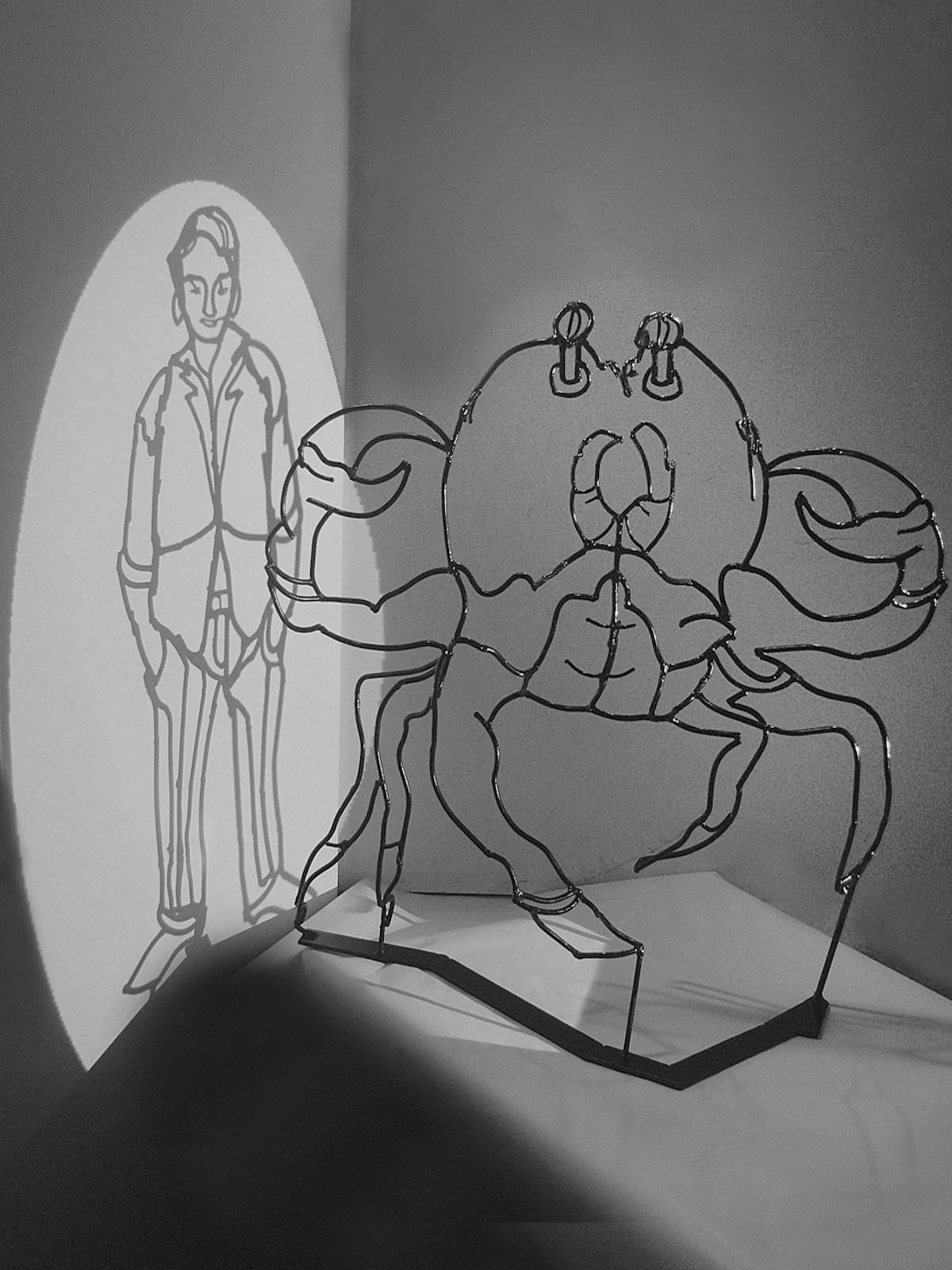 les  u00e9tonnantes sculptures de matthieu robert