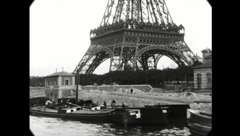 Cet impressionnant film restauré nous fait découvrir le Paris des années 1900 avec une qualité unique ! By  Claire L. Reconstitution-paris-vintage-1890-lumiere-freres-8