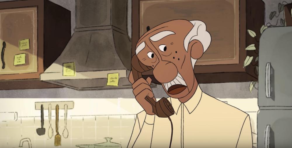 MEMO : le court-métrage touchant qui tente de représenter visuellement la maladie d'Alzheimer.