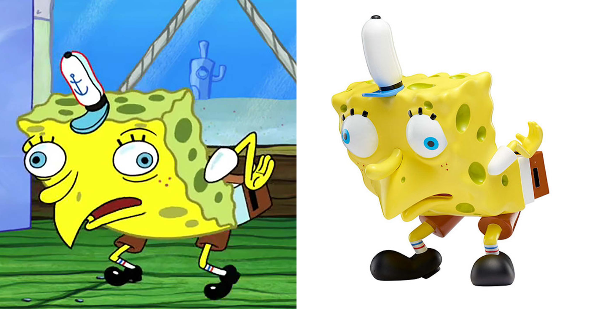Pour les 20 ans de Bob l'Éponge, Nickelodeon crée 5 ...