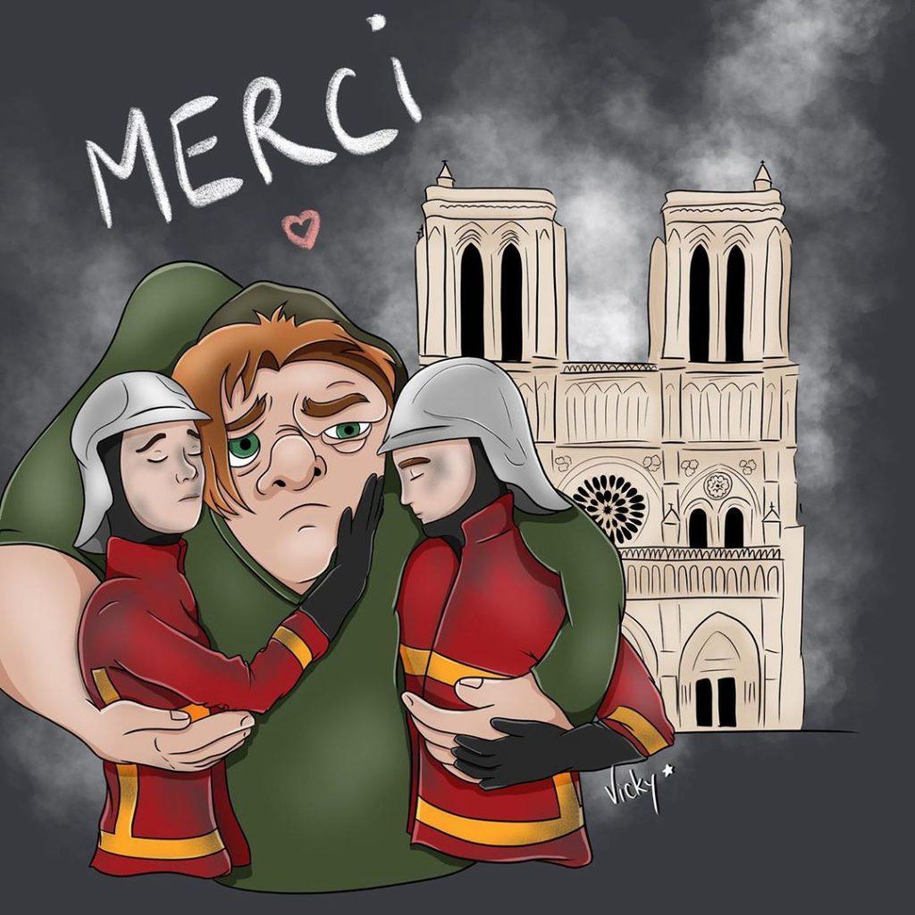 Hommage à Notre Dame de Paris Hommage-notre-dame-2-1024x1024
