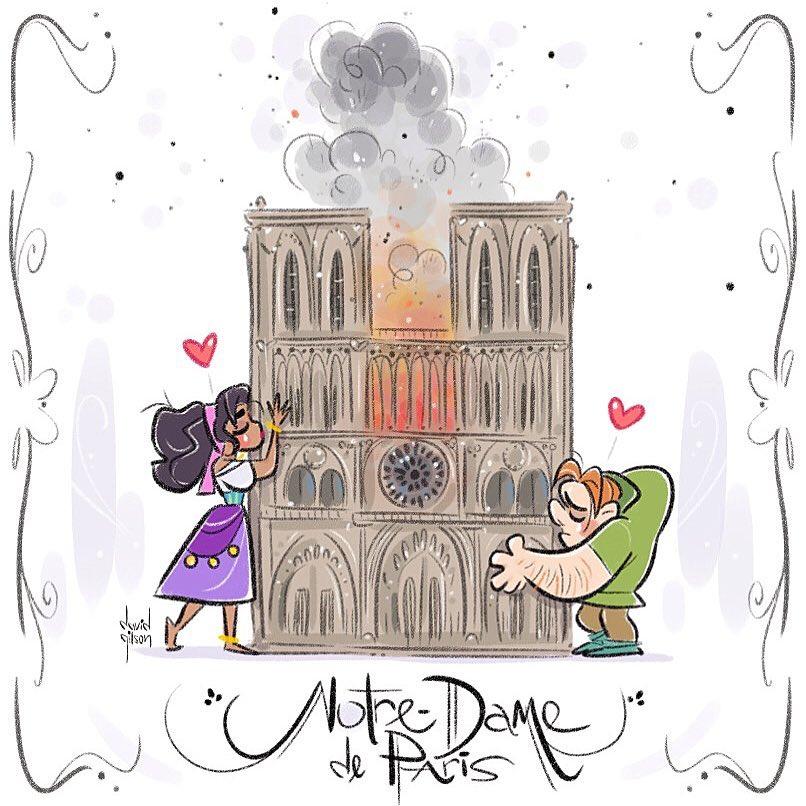 Hommage à Notre Dame de Paris Hommage-notre-dame-4
