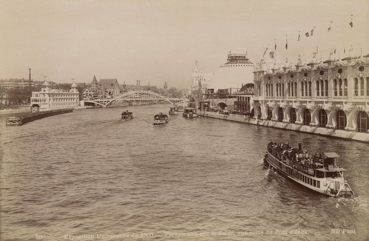 7 photos de Paris prises en 1900 pendant l'Exposition universelle comparées au Paris d'aujourd'hui ! By Mélanie D.  Photos-paris-evolution-1900-13