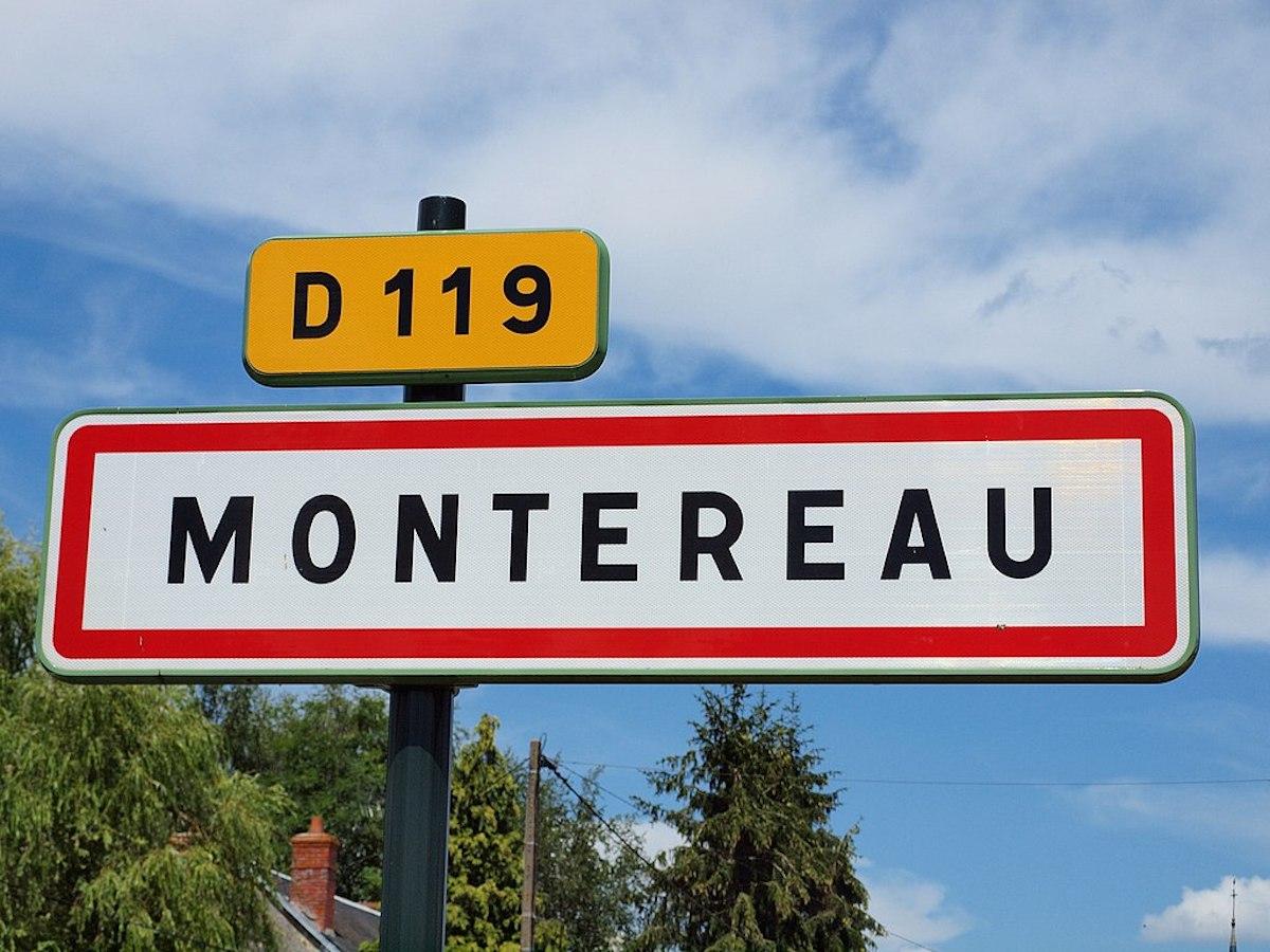 Panneau Montereau