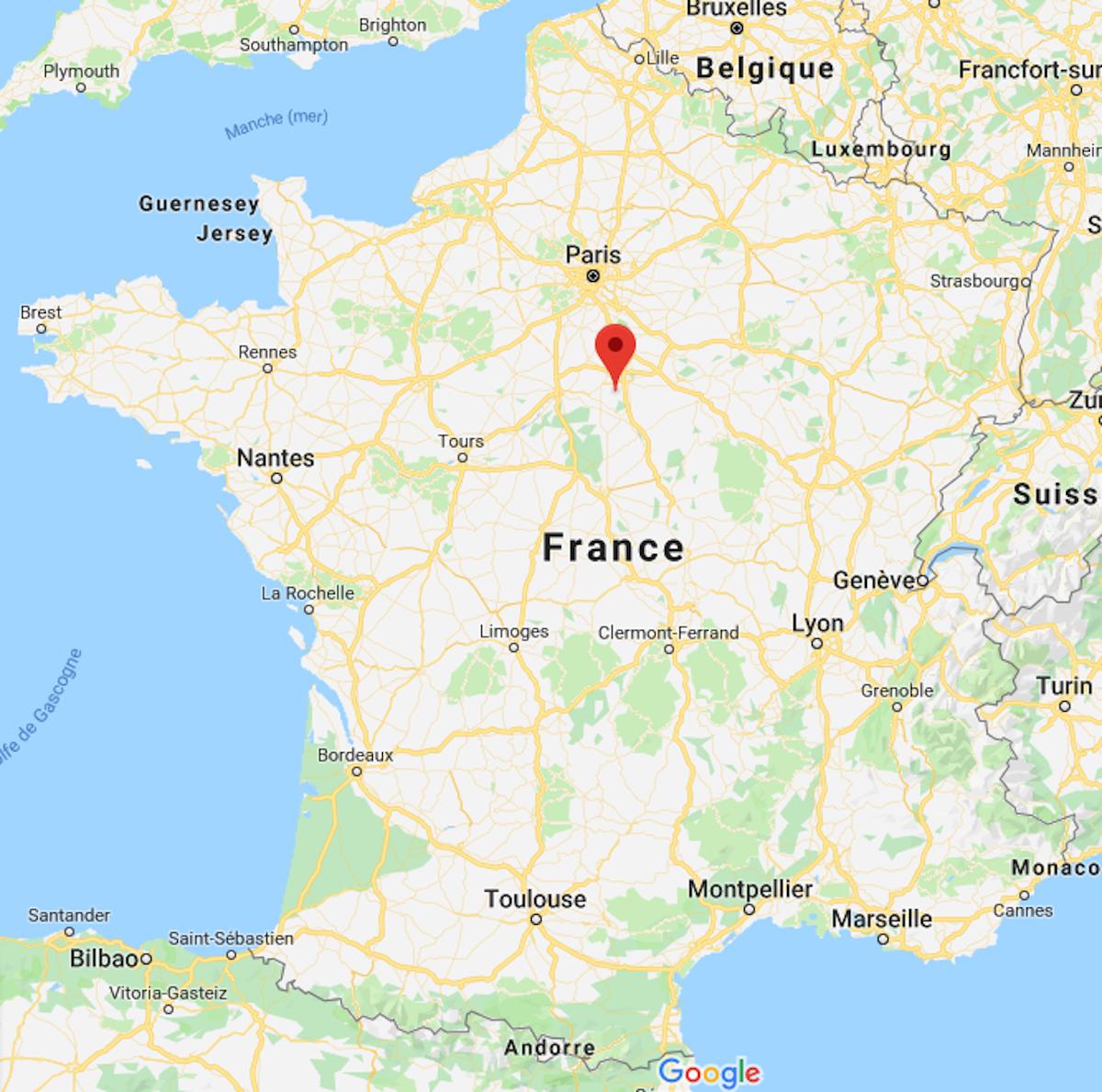 Montereau Maps