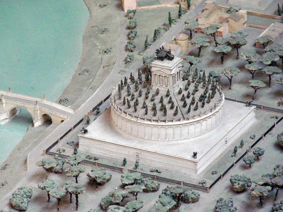 Cet archéologue a passé 36 ans de sa vie à créer la maquette la plus fidèle de la Rome Antique ! By Manon Bodeving 5-Rome-antique