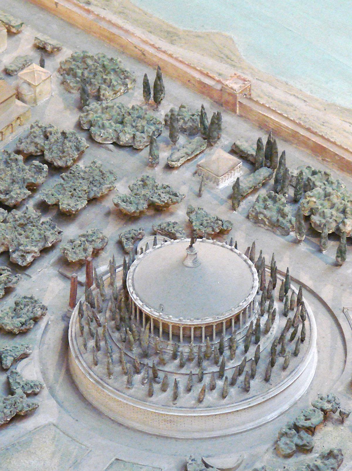 Cet archéologue a passé 36 ans de sa vie à créer la maquette la plus fidèle de la Rome Antique ! By Manon Bodeving 8-Rome-antique