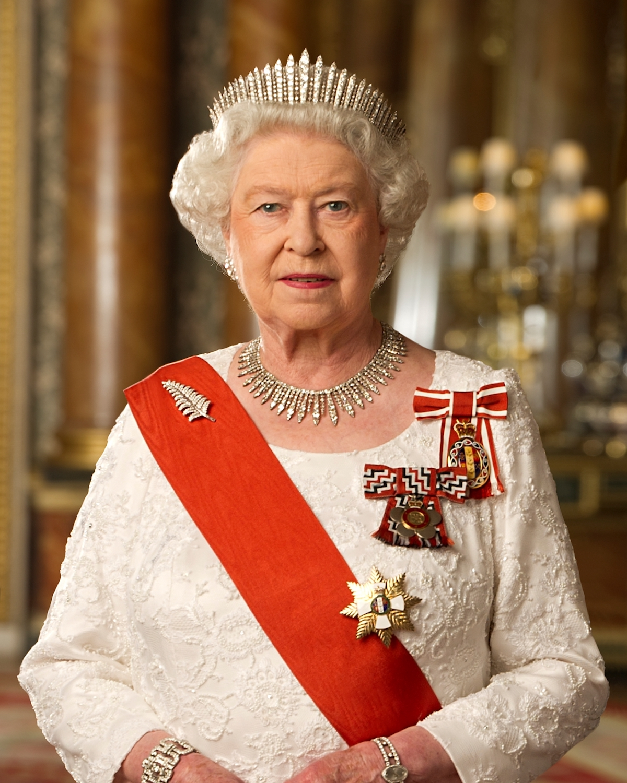 Reine Elisabeth II