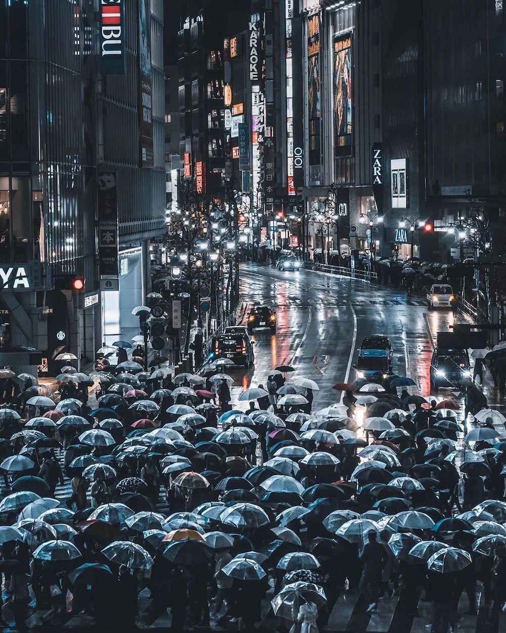 Photo de Nuit Japon Jun Yamamoto