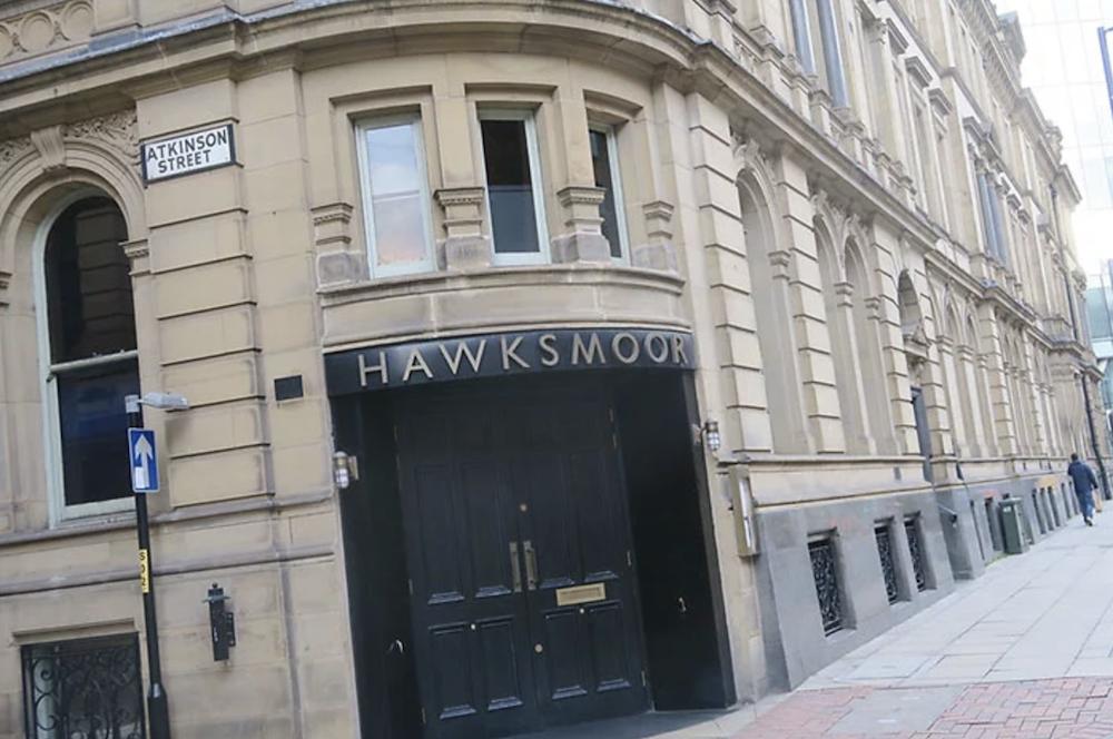 Restaurant Hawksmoor à Manchester