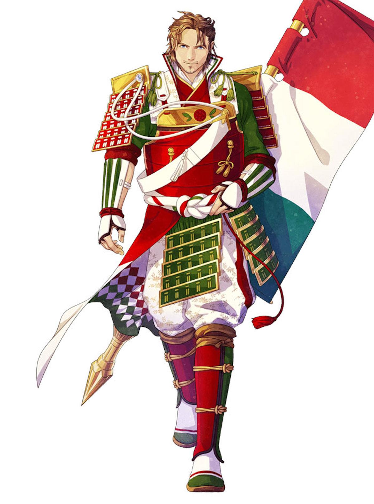 Worldflags Italie