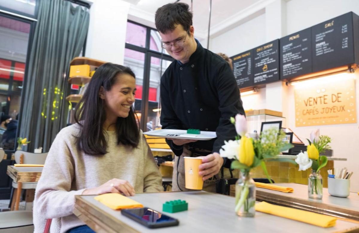 Personnel des Cafés Joyeux