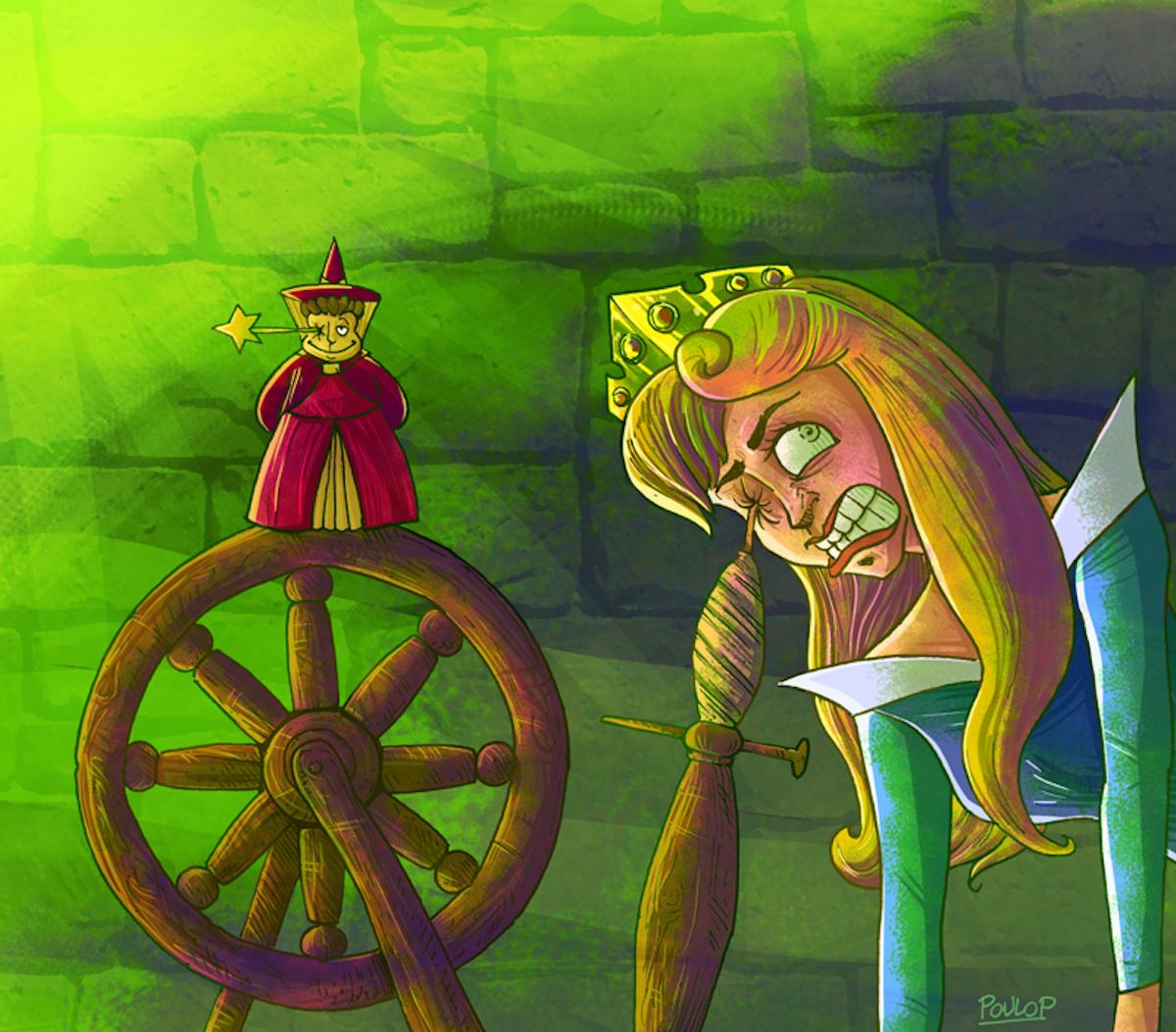 Princesse Disney Poulop