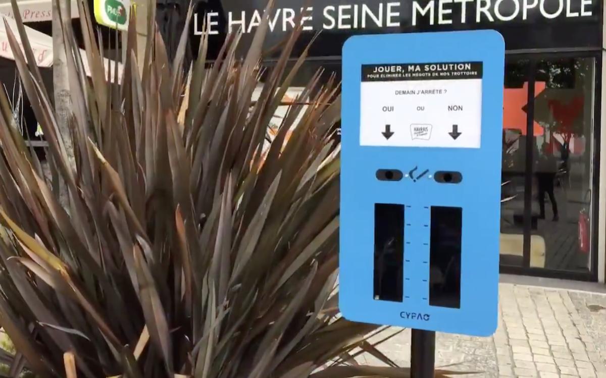 Campagne de responsabilisation recyclage Le Havre